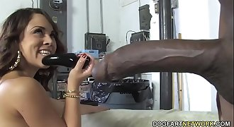 Kristina Rose Interracial Anal Sex