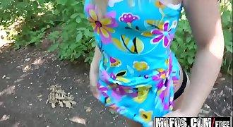 Mofos - Public Pick Ups - (Alana Moon) - Amateur Euro Blondes Sextape