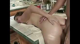 Stick it in her ass slow - Anal compilation