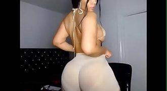 Big Booty Girl- bigbootycamsonline.com