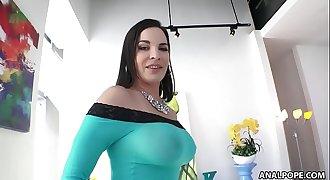 Dana DeArmond loves deep anal - Evil Angel