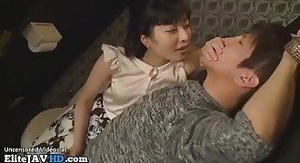 Japanese thirsty gf ruins her bf - More at Elitejavhd.com